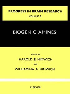 Ebook in inglese Biogenic Amines -, -