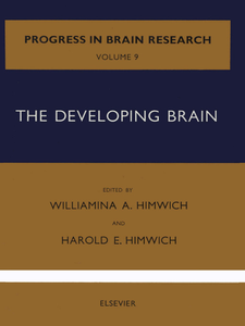 Ebook in inglese The Developing Brain -, -