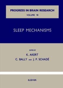 Foto Cover di Sleep Mechanisms, Ebook inglese di  edito da Elsevier Science