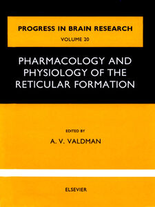 Ebook in inglese Pharmacology and physiology of thereticular Formation