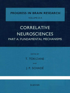 Foto Cover di Correlative Neurosciences, Ebook inglese di  edito da Elsevier Science