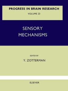 Foto Cover di Sensory Mechanisms, Ebook inglese di  edito da Elsevier Science
