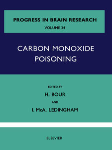Ebook in inglese Carbon Monoxide Poisoning