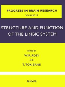 Foto Cover di Structure and Function of the Limbic System, Ebook inglese di  edito da Elsevier Science