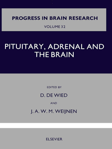 Ebook in inglese Pituitary, Adrenal and the Brain -, -