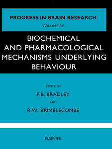 Ebook in inglese Biochemical and Pharmacological Mechanisms Underlying Behaviour -, -