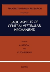 Ebook in inglese Basic Aspects of Central Vestibular Mechanisms -, -