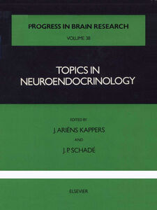 Foto Cover di Topics in Neuroendocrinology, Ebook inglese di  edito da Elsevier Science