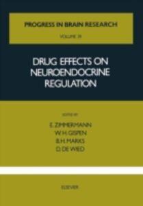 Foto Cover di Drug Effects on Neuroendocrine Regulation, Ebook inglese di  edito da Elsevier Science