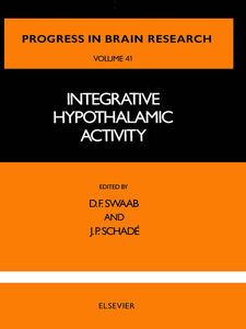 Ebook in inglese Integrative Hypothalamic Activity
