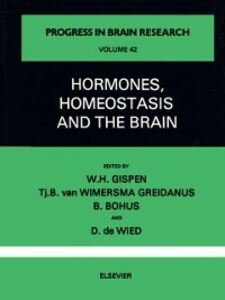 Ebook in inglese Hormones, Homeostasis and the Brain