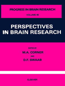 Ebook in inglese Perspectives in Brain Research