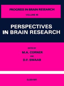 Foto Cover di Perspectives in Brain Research, Ebook inglese di  edito da Elsevier Science