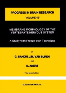 Ebook in inglese Membrane Morphology of the Vertebrate Nervous System -, -