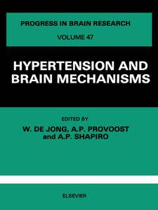 Ebook in inglese Hypertension and Brain Mechanisms