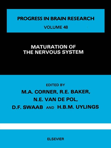 Ebook in inglese Maturation of the Nervous System -, -