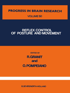 Ebook in inglese Reflex Control of Posture and Movement -, -