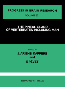 Ebook in inglese The Pineal Gland of Vertebrates Including Man -, -