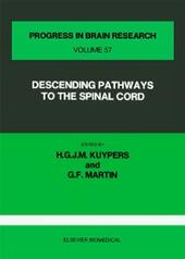 Descending Pathways to the Spinal Cord