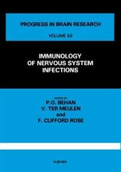 IMMUNOLOGY OF NERVOUS SYSTEM INFECTIONS