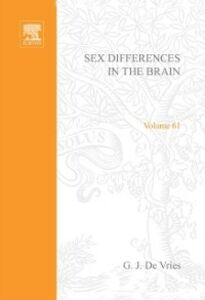 Ebook in inglese SEX DIFFERENCES IN THE BRAIN