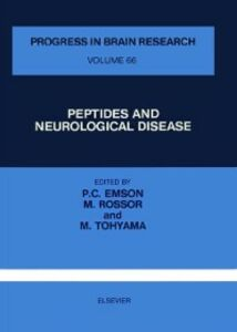 Ebook in inglese PEPTIDES AND NEUROLOGICAL DISEASE