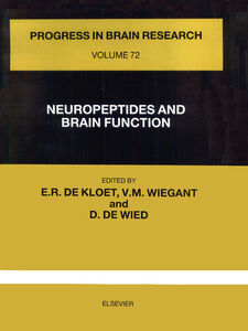 Ebook in inglese NEUROPEPTIDES AND BRAIN FUNCTION
