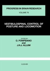 Ebook in inglese VESTIBULOSPINAL CONTROL OF POSTURE AND LOCOMOTION -, -