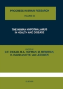 Ebook in inglese THE HUMAN HYPOTHALAMUS IN HEALTH AND DISEASE -, -