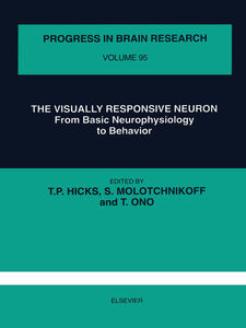 Foto Cover di The Visually Responsive Neuron, Ebook inglese di AA.VV edito da Elsevier Science