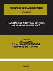 NATURAL AND ARTIFICIAL CONTROL OF HEARING AND BALANCE