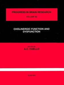Ebook in inglese CHOLINERGIC FUNCTION AND DYSFUNCTION