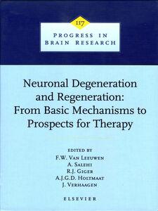 Ebook in inglese Neuronal Degeneration and Regeneration -, -