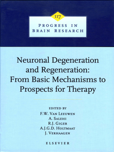 Ebook in inglese Neuronal Degeneration and Regeneration -, -