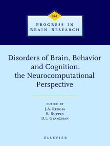 Ebook in inglese Disorders of Brain, Behavior, and Cognition -, -