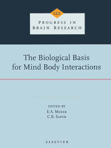 Ebook in inglese The Biological Basis for Mind Body Interactions