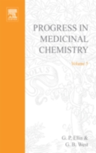 Ebook in inglese PROGRESS IN MEDICINAL CHEMISTRY -, -