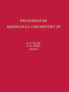 Foto Cover di PROGRESS IN MEDICINAL CHEMISTRY, Ebook inglese di  edito da Elsevier Science