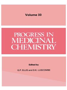 Ebook in inglese PROGRESS MEDICINAL CHEMISTRY PMC33