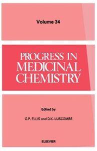 Ebook in inglese PROGRESS MEDICINAL CHEM PMC34