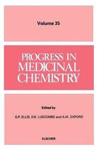 Ebook in inglese PROGRESS MEDICINAL CHEM PMC35H