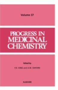 Ebook in inglese PROGRESS MEDICINAL CHEM PMC37H -, -