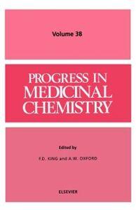 Ebook in inglese PROGRESS MEDICINAL CHEM PMC38H