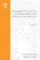 PROG NUCLEIC ACID RES&MOLECULAR BIO V3
