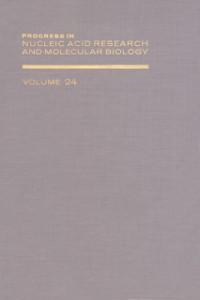 Ebook in inglese PROG NUCLEIC ACID RES&MOLECULAR BIO V24 -, -