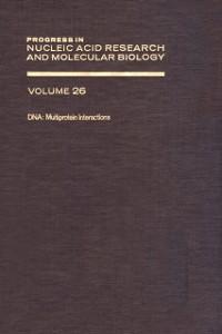 Ebook in inglese PROG NUCLEIC ACID RES&MOLECULAR BIO V26 -, -