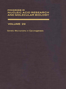 Ebook in inglese PROG NUCLEIC ACID RES&MOLECULAR BIO V29 -, -