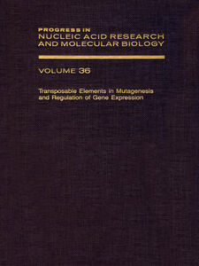 Ebook in inglese PROG NUCLEIC ACID RES&MOLECULAR BIO V36 -, -