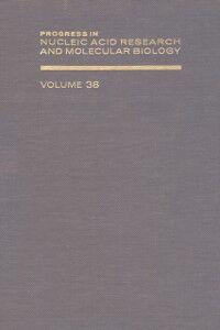 Ebook in inglese PROG NUCLEIC ACID RES&MOLECULAR BIO V38 -, -