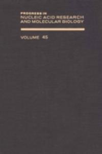 Ebook in inglese PROG NUCLEIC ACID RES&MOLECULAR BIO V45 -, -